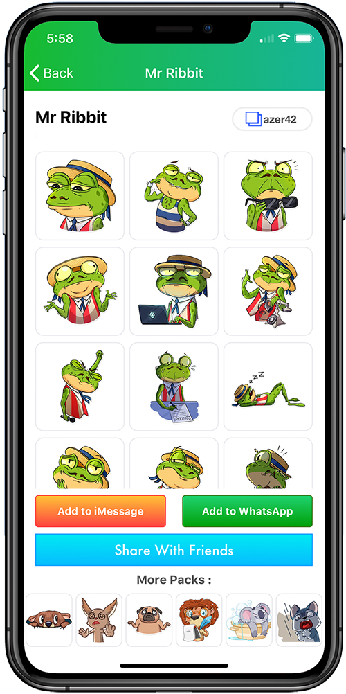 Sticker Maker - Create you personal whatsApp stickers packs